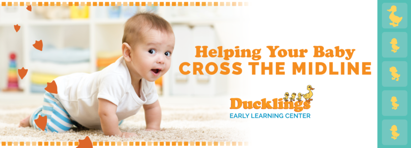 Ducklings Daycare Blog - Baby Midline